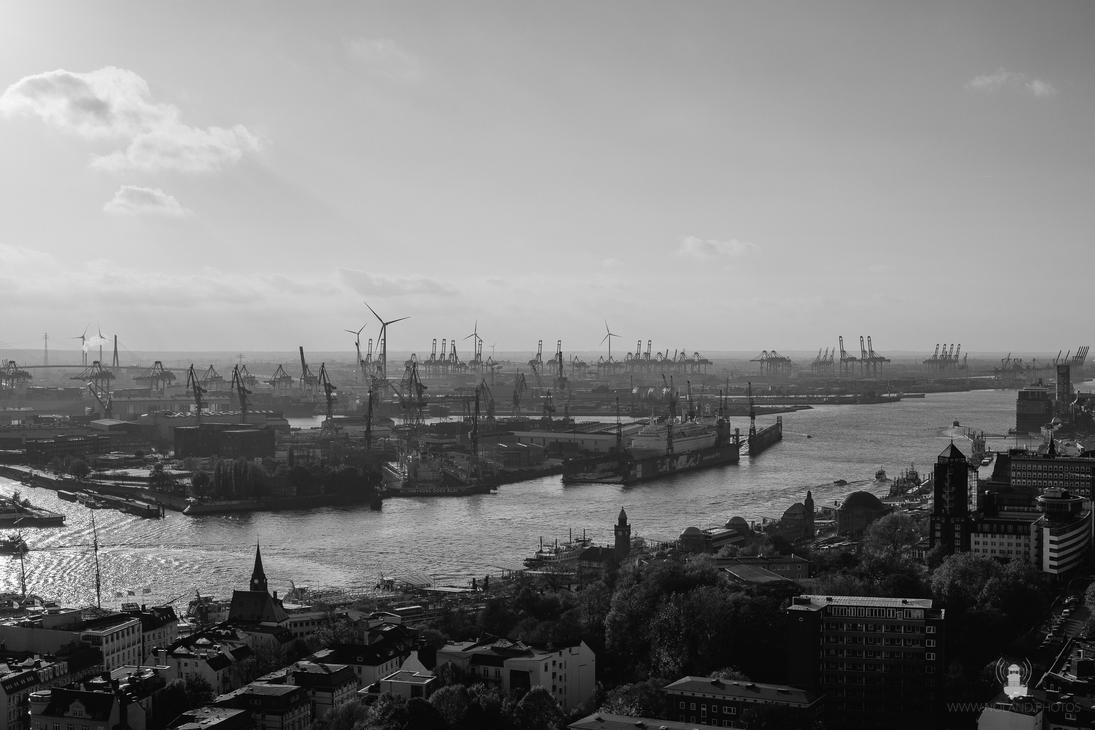 Hamburg I by DanNoland