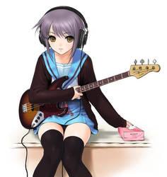 Nagato, Yuki