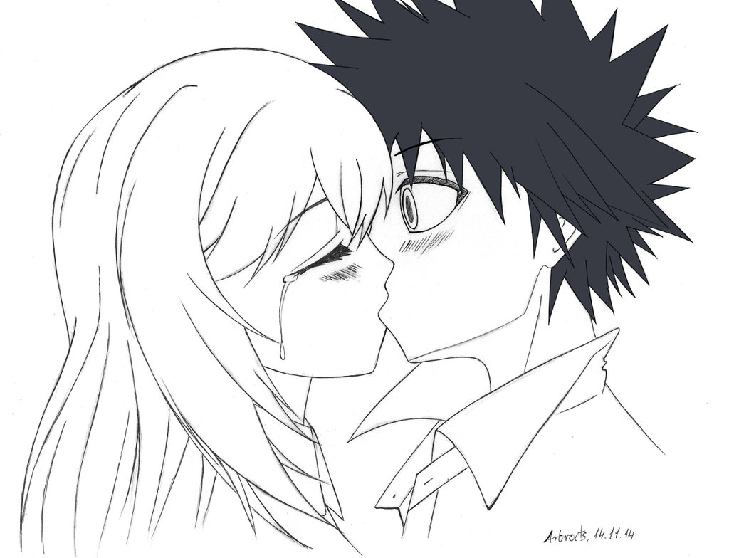 touma and misaki relationship trust