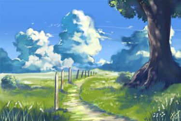 Landscape01 by pcmaniac88