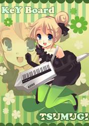 Keyboard Tsumugi by pcmaniac88