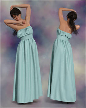 Dforce Fabulous Dress for G8F - 2