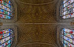 King's ceiling HDR by polymathmo