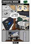 Raposinha Confidential Mission - Page 08 by EzequielBR