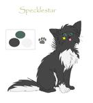 Specklestar -Riverclan Leader-
