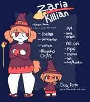 - Zaria Killian ref by omop