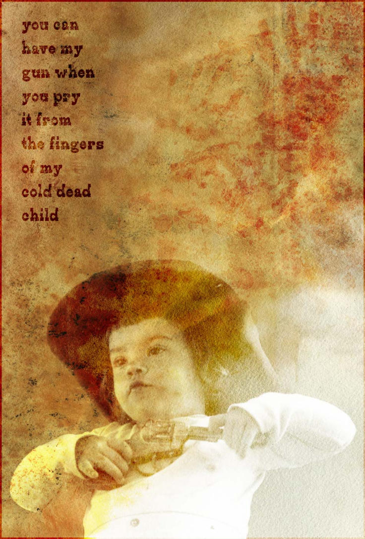 Guns dont kill children... by mibi