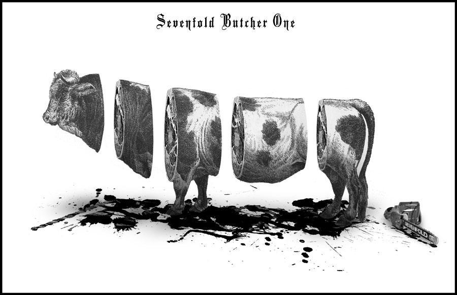 Sevenfold Butcher One by mibi