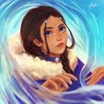 Katara-Avatar the last airbender