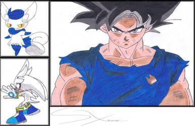 My next drawings 2  (Mis siguientes dibujos 2)