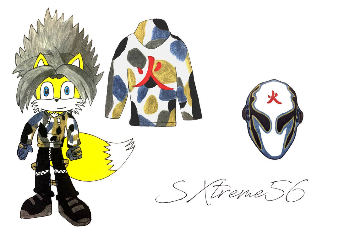 Phoenix The Fire Fox new look 2019 by Silverxtreme56