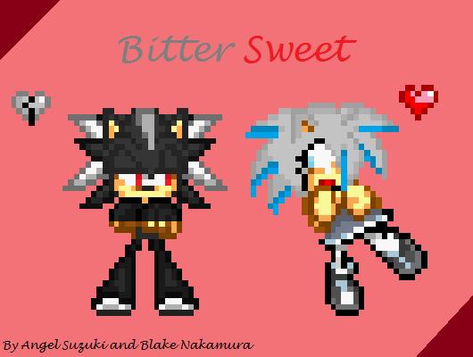 Bitter Sweet title by BlakeAndAngelOnDA