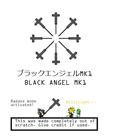 Black Angel MK1 by BlakeAndAngelOnDA