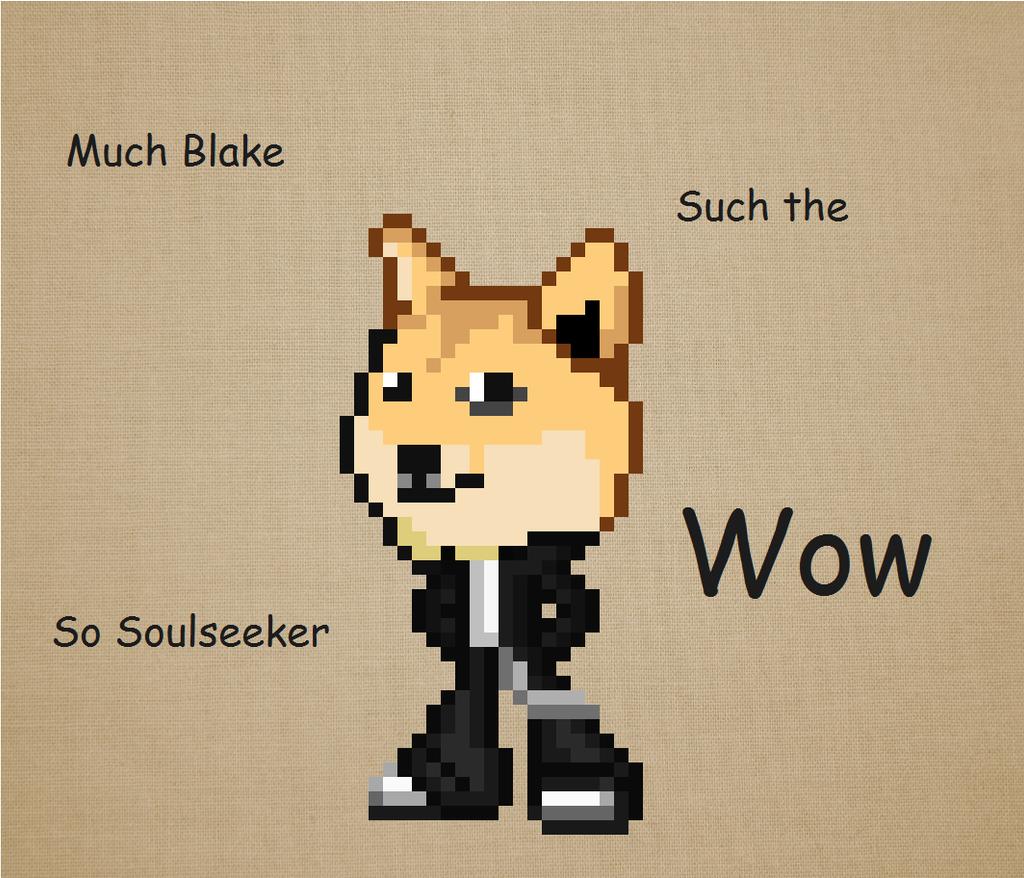 Blake the Doge by BlakeAndAngelOnDA