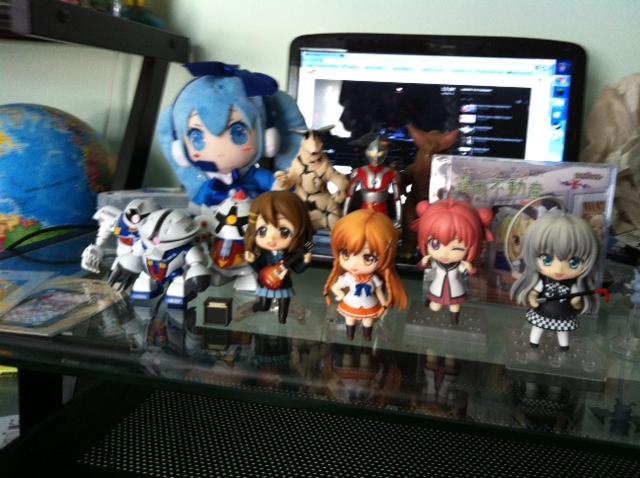 Stuff from Japan by BlakeAndAngelOnDA