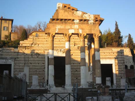 Brescia Ruins
