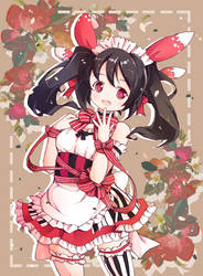 Valentine Nico by bondson