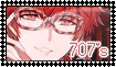 707's stamp by aridesunya