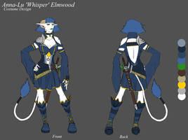 Whisper - Costume Design