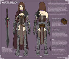 Witch Paladin - Reference