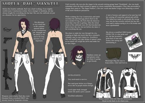 Rail Maxwell - DeviantDead Ref
