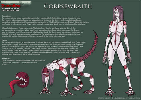 DeviantDead - Corpsewraith