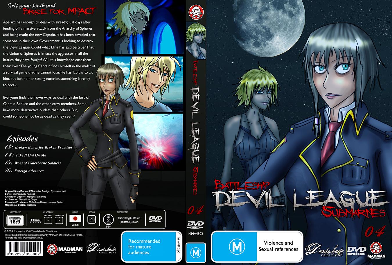 BDLS - Volume 4 by Lomebririon