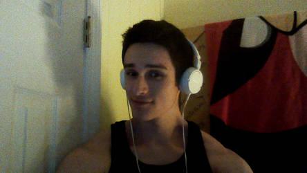 New selfie :) by superheroarts