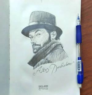 Professor Albus Dumbledore - Jude Law