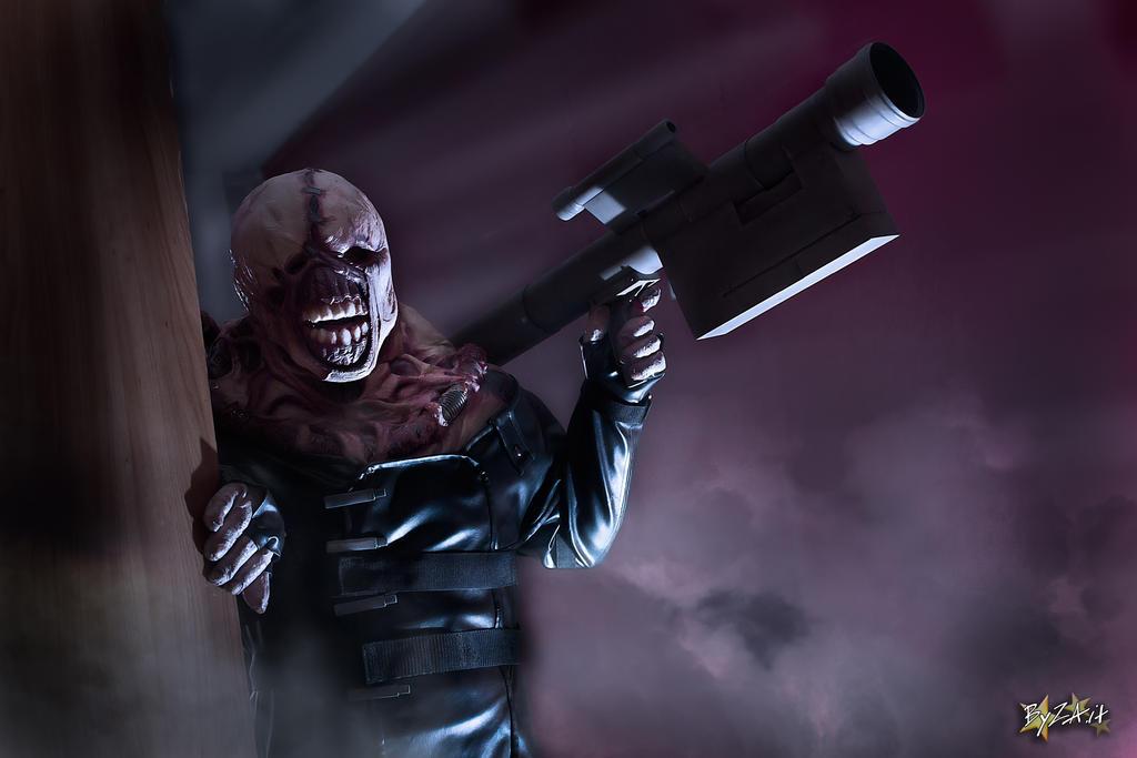 Nemesis encounter by TotenPF
