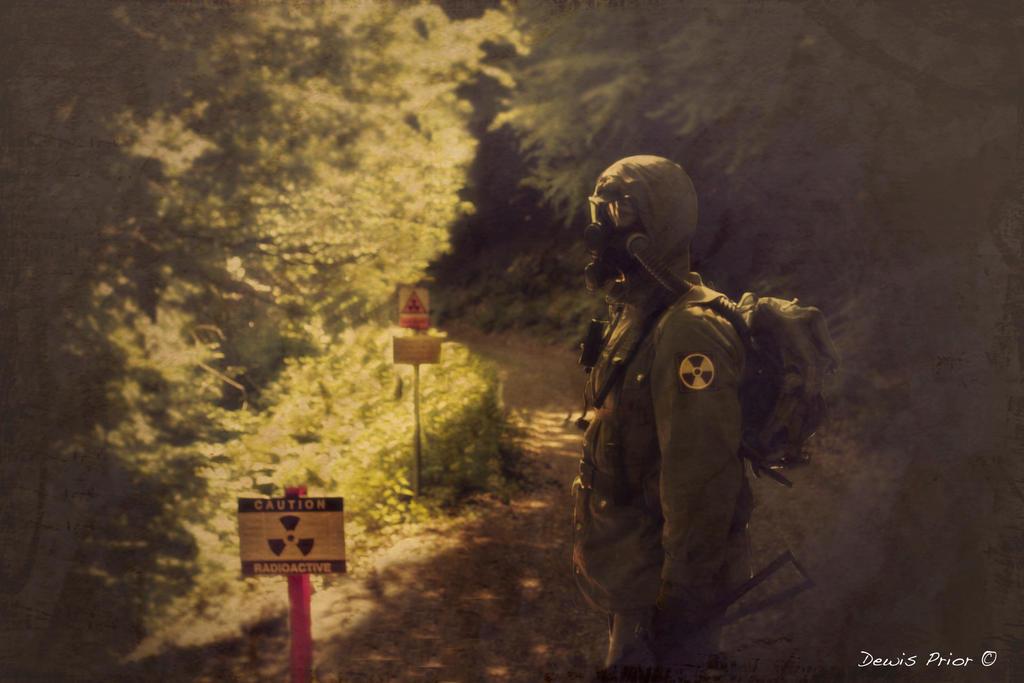 S.T.A.L.K.E.R.: entering the zone of alienation by TotenPF