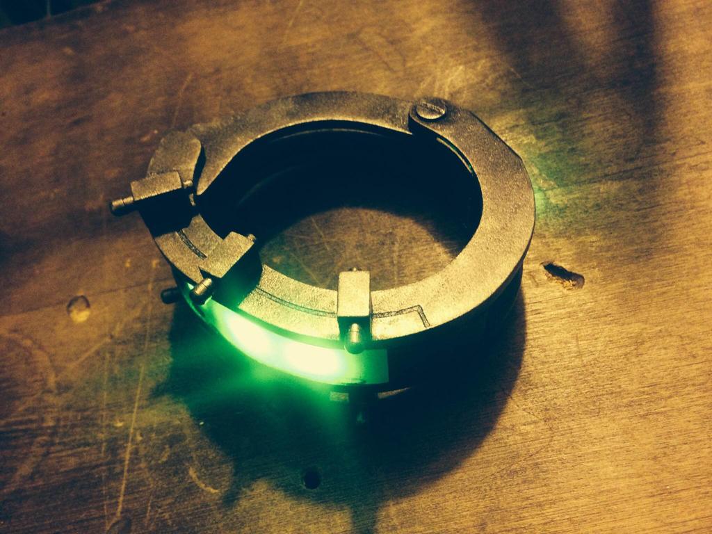 Resident Evil Revelations 2 bracelet / wristband by TotenPF