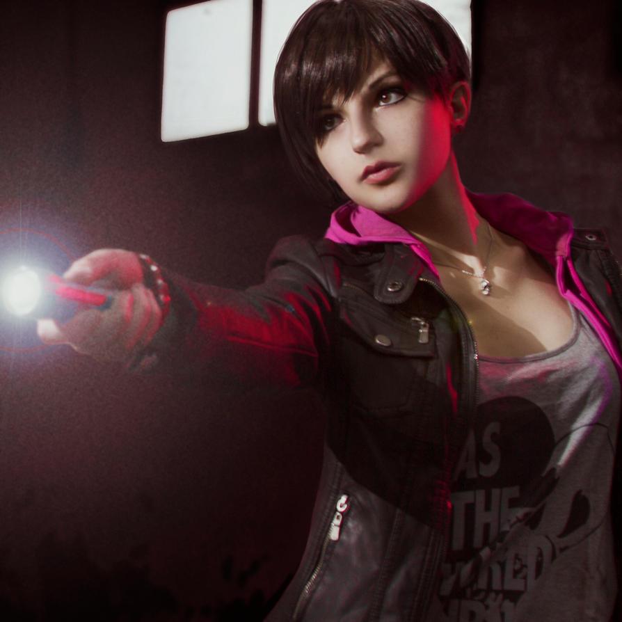 Moira Burton - Resident Evil Revelations 2 by TotenPF