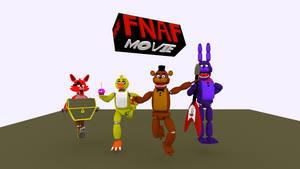 The FNAF Movie