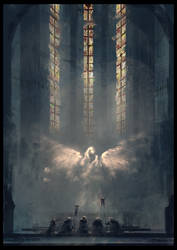 Notre Dame by Juhupainting
