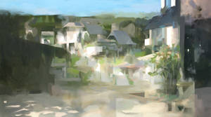 Allentown by Juhupainting