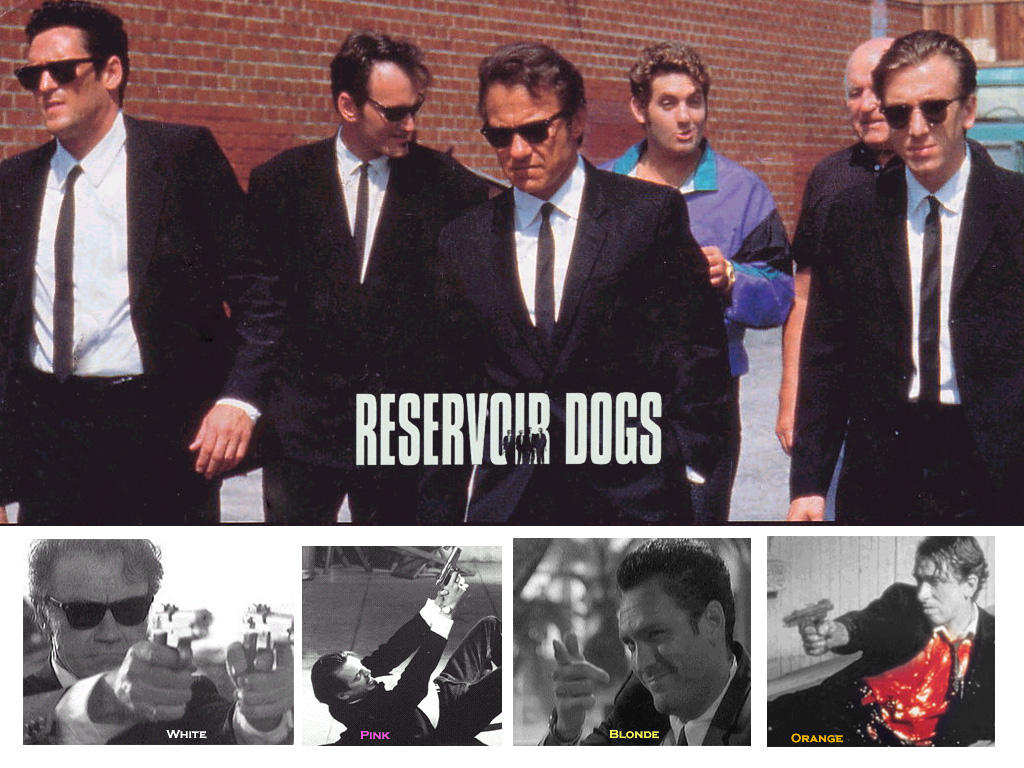 wallpaper for reservoir dogs by requiemngai on DeviantArt