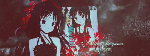 Banner Mio Akiyama by AmuChi12