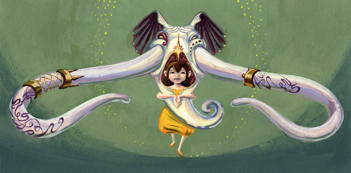 mammoth by jenniferhom