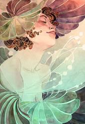 A Midsummer Night's Dream by jenniferhom