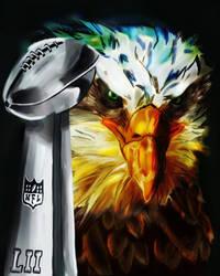Eagles Super Bowl request by KateMehDoy
