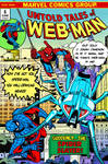 Untold Tales of Web-Man #6 (mock cover)