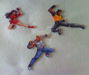 Streets of Rage Characters