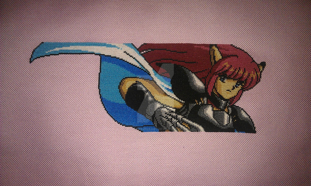 Phantasy Star IV Project Part 1 - Rika by Blackmageheart