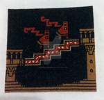 Sprite Stitch Quilt Square 2014 ~Journey~ by Blackmageheart