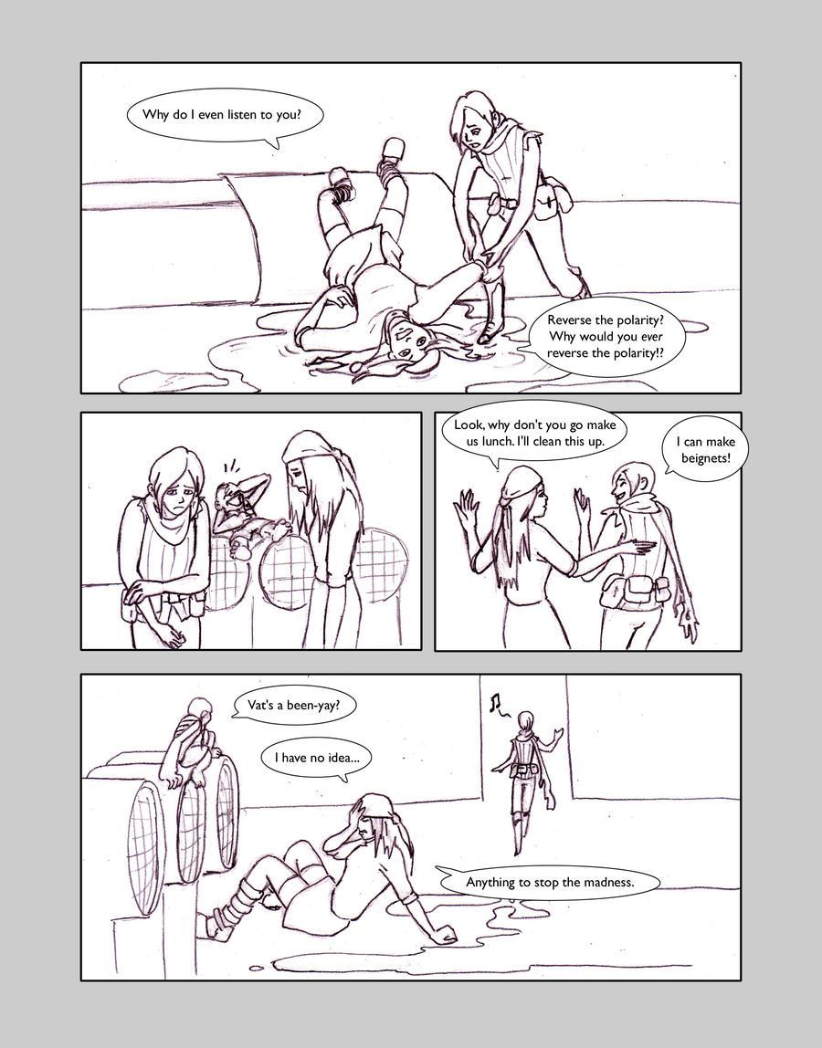 rogue Skies: Round 1, Page 5 by greymattre