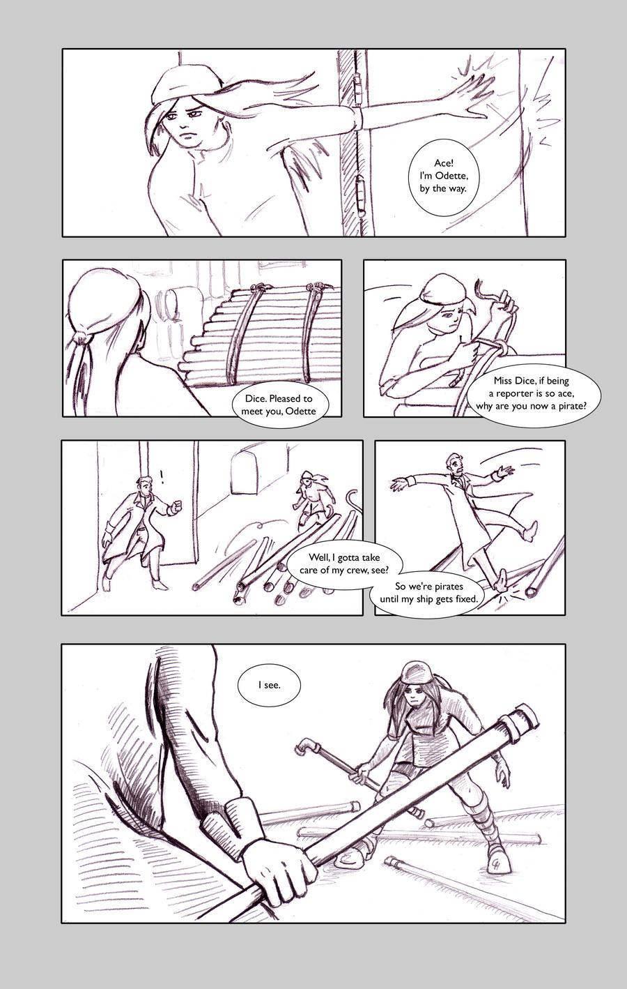 rogue Skies: Round 1, Page 9 by greymattre