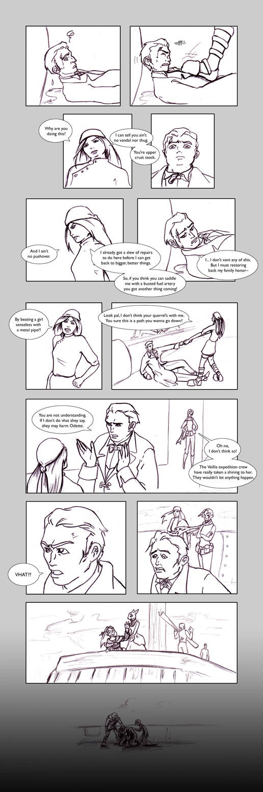 Rogue Skies: Round 1, Page 12 by greymattre