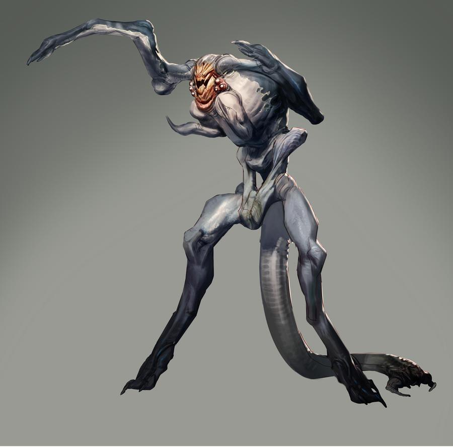 Alien Sapient by Carlo-Arellano
