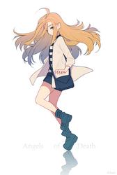 angel by natuki-miz